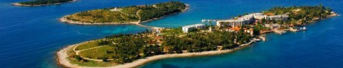 Visit the Red Island and the island of Maškin